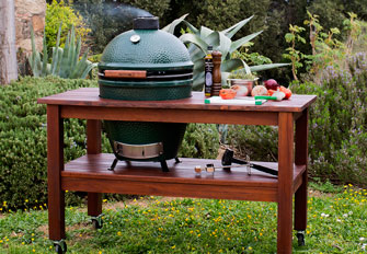 Big Green Egg Platinum Dealer