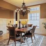 Dining Room Light Bronze
