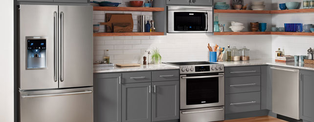 Electrolux Range Appliance Package